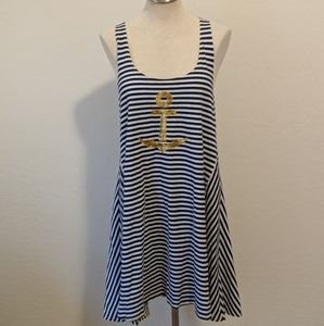 Sperry Top-Sider swimsuit cover-up sz Large